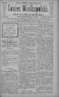 Goniec Wielkopolski: najtańsze pismo codzienne dla wszystkich stanów 1883.06.05 R.7 Nr125