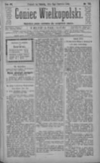 Goniec Wielkopolski: najtańsze pismo codzienne dla wszystkich stanów 1883.06.09 R.7 Nr129