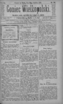 Goniec Wielkopolski: najtańsze pismo codzienne dla wszystkich stanów 1883.06.13 R.7 Nr132