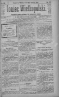 Goniec Wielkopolski: najtańsze pismo codzienne dla wszystkich stanów 1883.06.19 R.7 Nr137