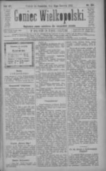 Goniec Wielkopolski: najtańsze pismo codzienne dla wszystkich stanów 1883.06.21 R.7 Nr139