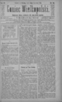 Goniec Wielkopolski: najtańsze pismo codzienne dla wszystkich stanów 1883.06.23 R.7 Nr141