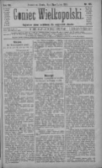 Goniec Wielkopolski: najtańsze pismo codzienne dla wszystkich stanów 1883.07.11 R.7 Nr155