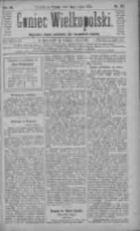 Goniec Wielkopolski: najtańsze pismo codzienne dla wszystkich stanów 1883.07.13 R.7 Nr157