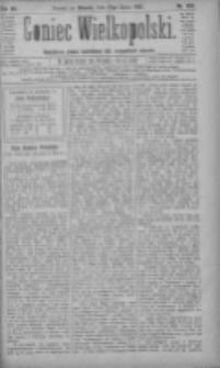 Goniec Wielkopolski: najtańsze pismo codzienne dla wszystkich stanów 1883.07.17 R.7 Nr160