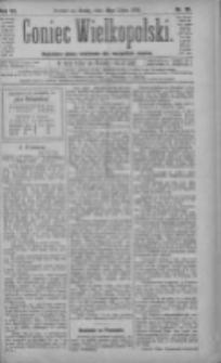 Goniec Wielkopolski: najtańsze pismo codzienne dla wszystkich stanów 1883.07.18 R.7 Nr161