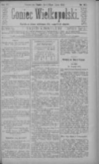 Goniec Wielkopolski: najtańsze pismo codzienne dla wszystkich stanów 1883.07.20 R.7 Nr163