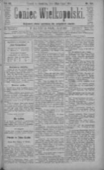 Goniec Wielkopolski: najtańsze pismo codzienne dla wszystkich stanów 1883.07.22 R.7 Nr165