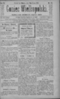 Goniec Wielkopolski: najtańsze pismo codzienne dla wszystkich stanów 1883.07.31 R.7 Nr172