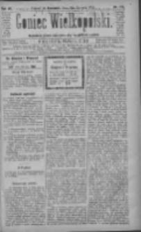 Goniec Wielkopolski: najtańsze pismo codzienne dla wszystkich stanów 1883.08.02 R.7 Nr174