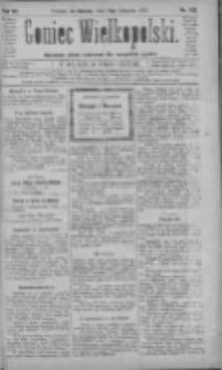 Goniec Wielkopolski: najtańsze pismo codzienne dla wszystkich stanów 1883.08.11 R.7 Nr182
