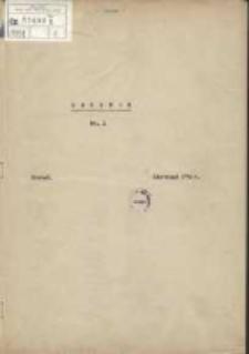 Oscypek. 1951 nr 1