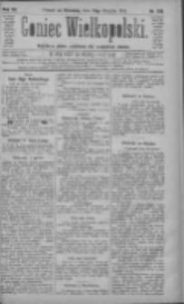 Goniec Wielkopolski: najtańsze pismo codzienne dla wszystkich stanów 1883.08.19 R.7 Nr188
