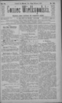 Goniec Wielkopolski: najtańsze pismo codzienne dla wszystkich stanów 1883.08.21 R.7 Nr189