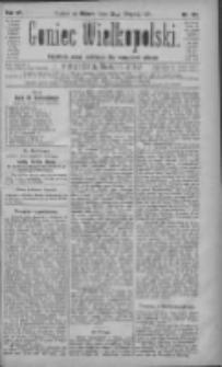 Goniec Wielkopolski: najtańsze pismo codzienne dla wszystkich stanów 1883.08.28 R.7 Nr195
