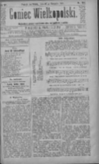 Goniec Wielkopolski: najtańsze pismo codzienne dla wszystkich stanów 1883.08.29 R.7 Nr196