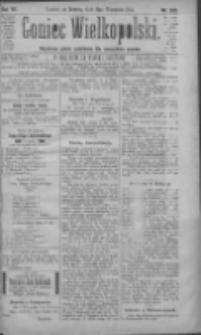 Goniec Wielkopolski: najtańsze pismo codzienne dla wszystkich stanów 1883.09.08 R.7 Nr205