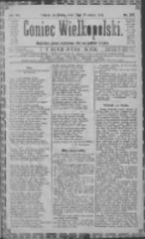 Goniec Wielkopolski: najtańsze pismo codzienne dla wszystkich stanów 1883.09.12 R.7 Nr207