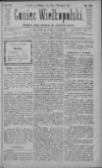 Goniec Wielkopolski: najtańsze pismo codzienne dla wszystkich stanów 1883.09.14 R.7 Nr208
