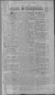 Goniec Wielkopolski: najtańsze pismo codzienne dla wszystkich stanów 1885.01.01 R.9 Nr1