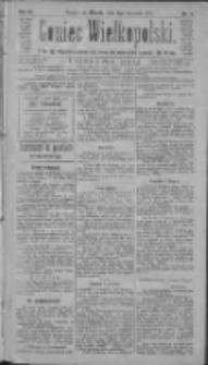 Goniec Wielkopolski: najtańsze pismo codzienne dla wszystkich stanów 1885.01.06 R.9 Nr4