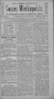 Goniec Wielkopolski: najtańsze pismo codzienne dla wszystkich stanów 1885.01.11 R.9 Nr8