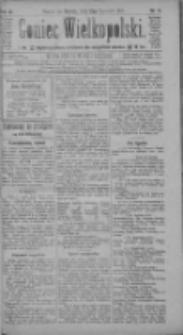 Goniec Wielkopolski: najtańsze pismo codzienne dla wszystkich stanów 1885.01.13 R.9 Nr9