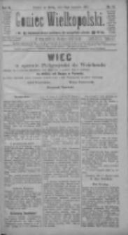 Goniec Wielkopolski: najtańsze pismo codzienne dla wszystkich stanów 1885.01.14 R.9 Nr10