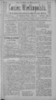 Goniec Wielkopolski: najtańsze pismo codzienne dla wszystkich stanów 1885.01.17 R.9 Nr13