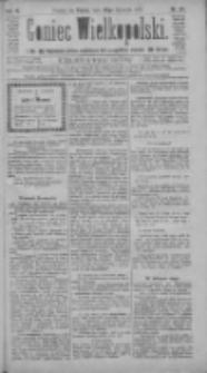 Goniec Wielkopolski: najtańsze pismo codzienne dla wszystkich stanów 1885.01.30 R.9 Nr24