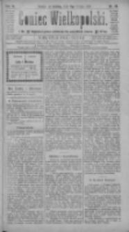 Goniec Wielkopolski: najtańsze pismo codzienne dla wszystkich stanów 1885.02.07 R.9 Nr30
