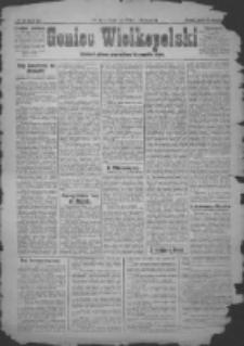 Goniec Wielkopolski: najstarsze i najtańsze pismo codzienne dla wszystkich stanów 1921.01.28 R.44 Nr4