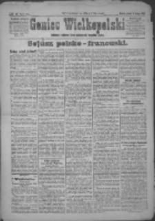 Goniec Wielkopolski: najstarsze i najtańsze pismo codzienne dla wszystkich stanów 1921.02.11 R.44 Nr15