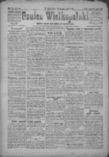 Goniec Wielkopolski: najstarsze i najtańsze pismo codzienne dla wszystkich stanów 1921.02.22 R.44 Nr24