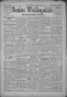 Goniec Wielkopolski: najstarsze i najtańsze pismo codzienne dla wszystkich stanów 1921.02.23 R.44 Nr25