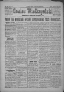 Goniec Wielkopolski: najstarsze i najtańsze pismo codzienne dla wszystkich stanów 1921.02.26 R.44 Nr28