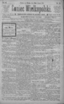 Goniec Wielkopolski: najtańsze pismo codzienne dla wszystkich stanów 1885.02.18 R.9 Nr39