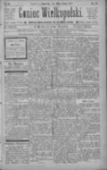 Goniec Wielkopolski: najtańsze pismo codzienne dla wszystkich stanów 1885.02.26 R.9 Nr46