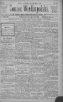 Goniec Wielkopolski: najtańsze pismo codzienne dla wszystkich stanów 1885.03.03 R.9 Nr50