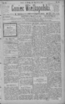 Goniec Wielkopolski: najtańsze pismo codzienne dla wszystkich stanów 1885.03.04 R.9 Nr51