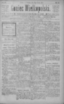 Goniec Wielkopolski: najtańsze pismo codzienne dla wszystkich stanów 1885.03.07 R.9 Nr54