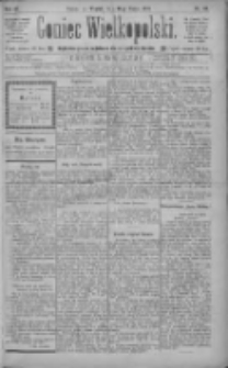 Goniec Wielkopolski: najtańsze pismo codzienne dla wszystkich stanów 1885.03.10 R.9 Nr56