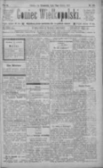 Goniec Wielkopolski: najtańsze pismo codzienne dla wszystkich stanów 1885.03.12 R.9 Nr58