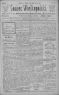 Goniec Wielkopolski: najtańsze pismo codzienne dla wszystkich stanów 1885.03.13 R.9 Nr59