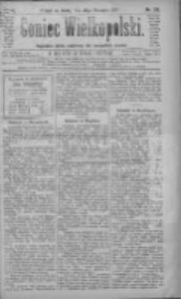 Goniec Wielkopolski: najtańsze pismo codzienne dla wszystkich stanów 1883.09.26 R.7 Nr218