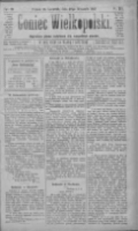 Goniec Wielkopolski: najtańsze pismo codzienne dla wszystkich stanów 1883.09.27 R.7 Nr219