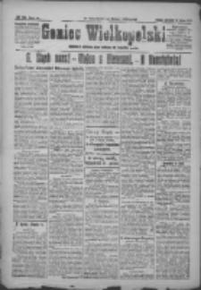 Goniec Wielkopolski: najstarsze i najtańsze pismo codzienne dla wszystkich stanów 1921.03.10 R.44 Nr38