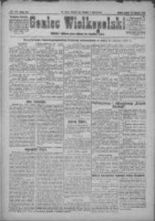Goniec Wielkopolski: najstarsze i najtańsze pismo codzienne dla wszystkich stanów 1921.04.22 R.44 Nr74