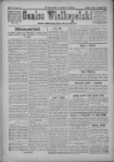 Goniec Wielkopolski: najstarsze i najtańsze pismo codzienne dla wszystkich stanów 1921.04.26 R.44 Nr77