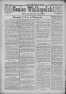 Goniec Wielkopolski: najstarsze i najtańsze pismo codzienne dla wszystkich stanów 1921.05.12 R.44 Nr90